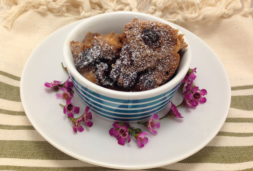 Mexican Chocolate Bread Pudding - Perfect Dessert for Valentine's Day