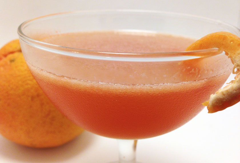 Cocktail & Grapefruit