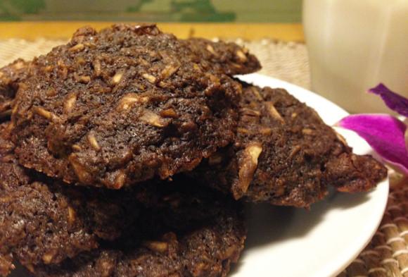 Choco Coco Loco Cookies
