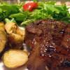 Marinated Grilled Lamb Chops