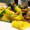 Wild Mushroom Pappardelle
