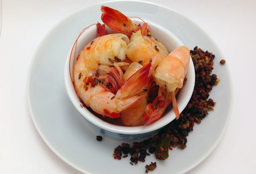 Shrimps and Spice Mix