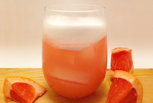 Tequila Campari Grapefruit Cocktail