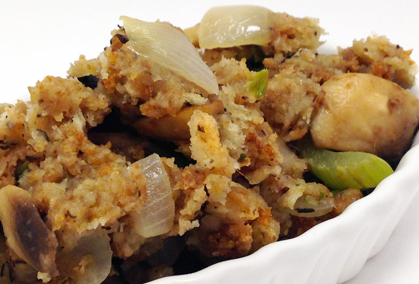 Cornish Hen Stuffing